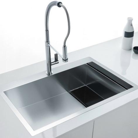 Lavello franke acciaio – Assistenza domiciliare integrata