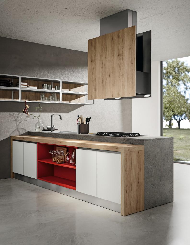 Cucine classiche e moderne per Brescia e Mantova ...