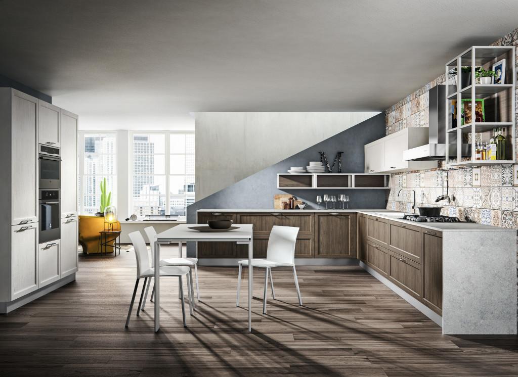 Cucine classiche e moderne per brescia e mantova - Cucine moderne 2014 ...