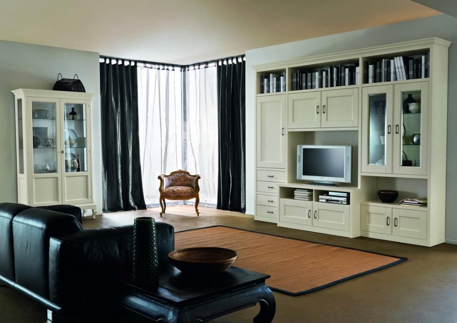 Soggiorni e pareti attrezzate mantova e brescia for Arredamenti soggiorni
