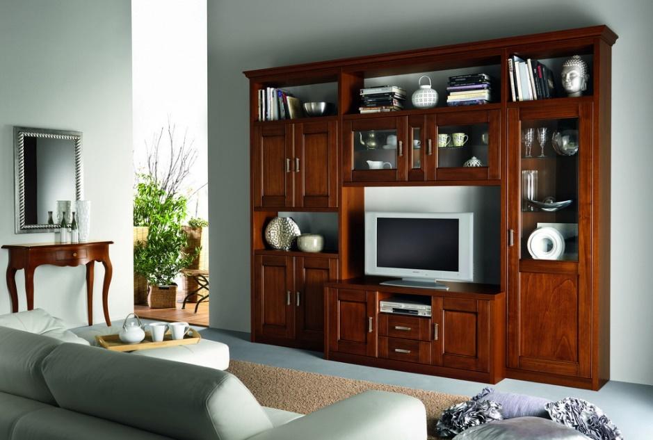 Soggiorni e pareti attrezzate mantova e brescia for Pareti attrezzate mondo convenienza