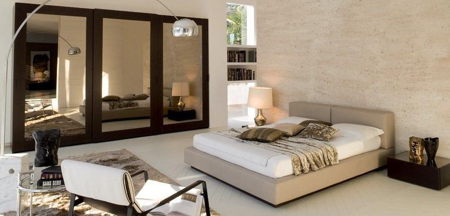 Camere da letto per brescia e mantova arredamenti volonghi for Arredamenti doimo
